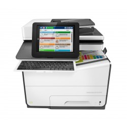 HP PageWide Enterprise Color Flow 586z Getto termico dinchiostro 2400 x 1200 DPI 50 ppm A4 G1W41AB19