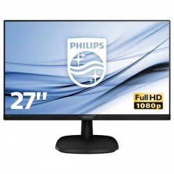 Philips V Line Monitor LCD Full HD 273V7QJAB00