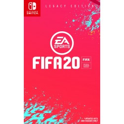 Electronic Arts FIFA 20 Legacy Edition, Switch videogioco Nintendo Switch Inglese, ITA 1075420