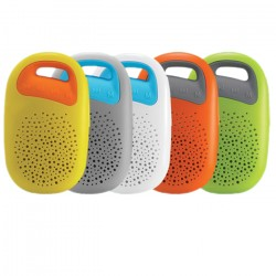 MFI Speaker Bluetooth Anywhere Speaker compatibile con iPod, Smartphone o altri Device