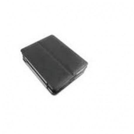 Samsung Custodia Luxury Tab Case Nera per Galaxy Tab F-LUXETCASE-B