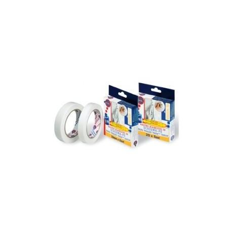 EUROCEL Nastro Biadesicvo euro 77125 Bianco 060106236