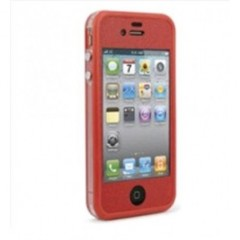 VaVeliero Custodia Bumper Rossa per iPhone 4, 4S 42604